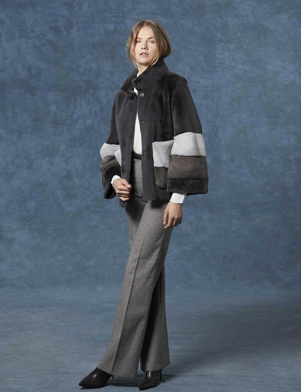 reputable site 75e13 ff649 Montoni donna e giacche in pelle | Paolo Moretti Milano